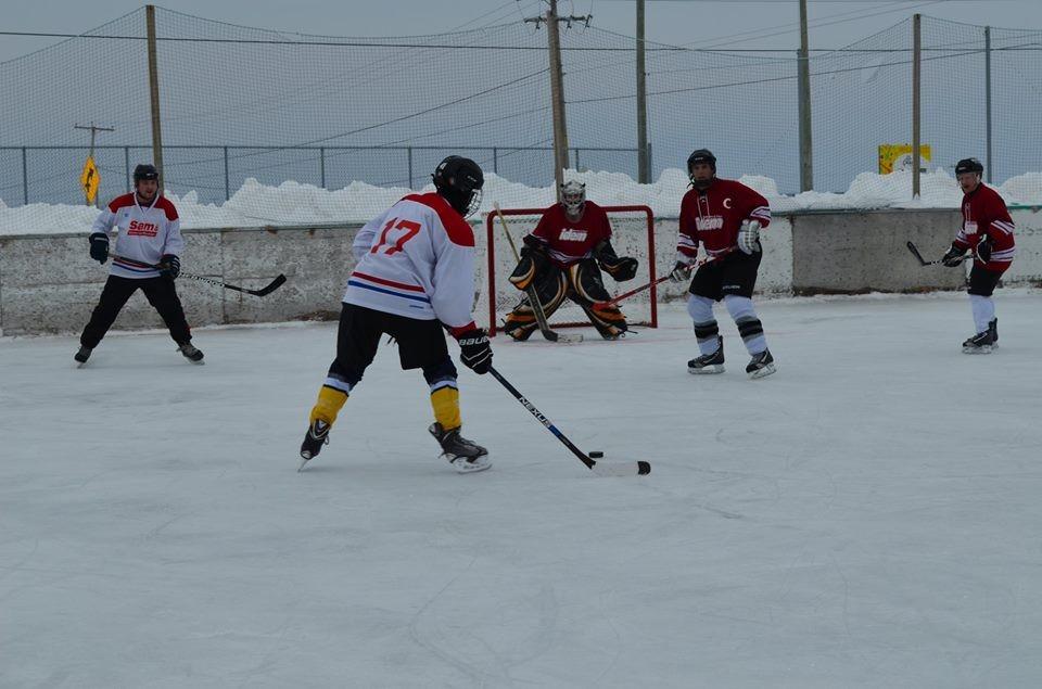 Tournoi de hockey Samuel Côté