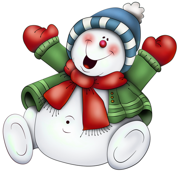 clipart hiver