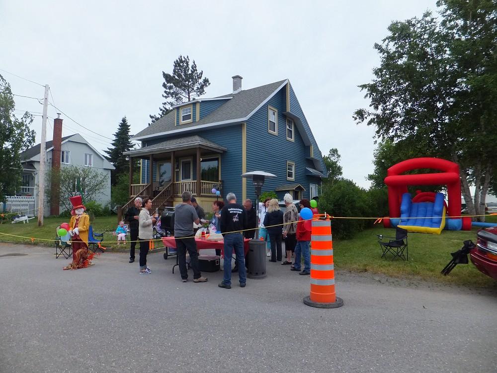 Fête des voisins 2014 - rue Talbot