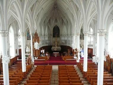 Église (intérieur)