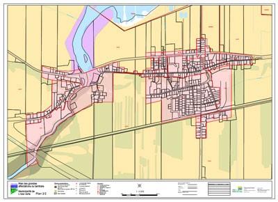 Assemblée publique de consultation du plan d'urbanisme