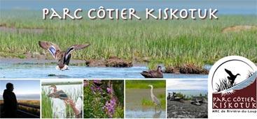 Le parc côtier Kiskotuk