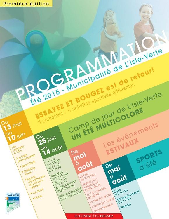 Programmation-été 2015 1 (Auteur : Amélie Martineau)