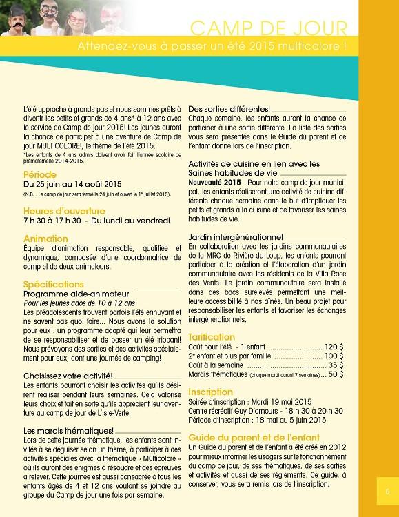 Programmation-été 2015 5 (Auteur : Amélie Martineau)