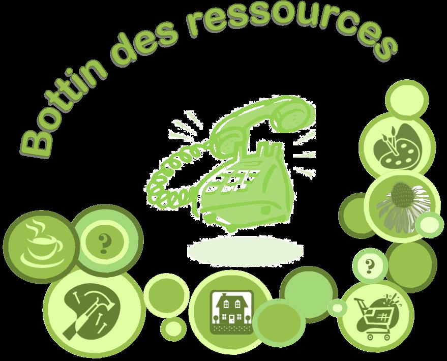 logo bottin vert 2017