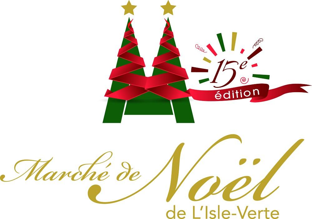 Marché de Noël logo 15e