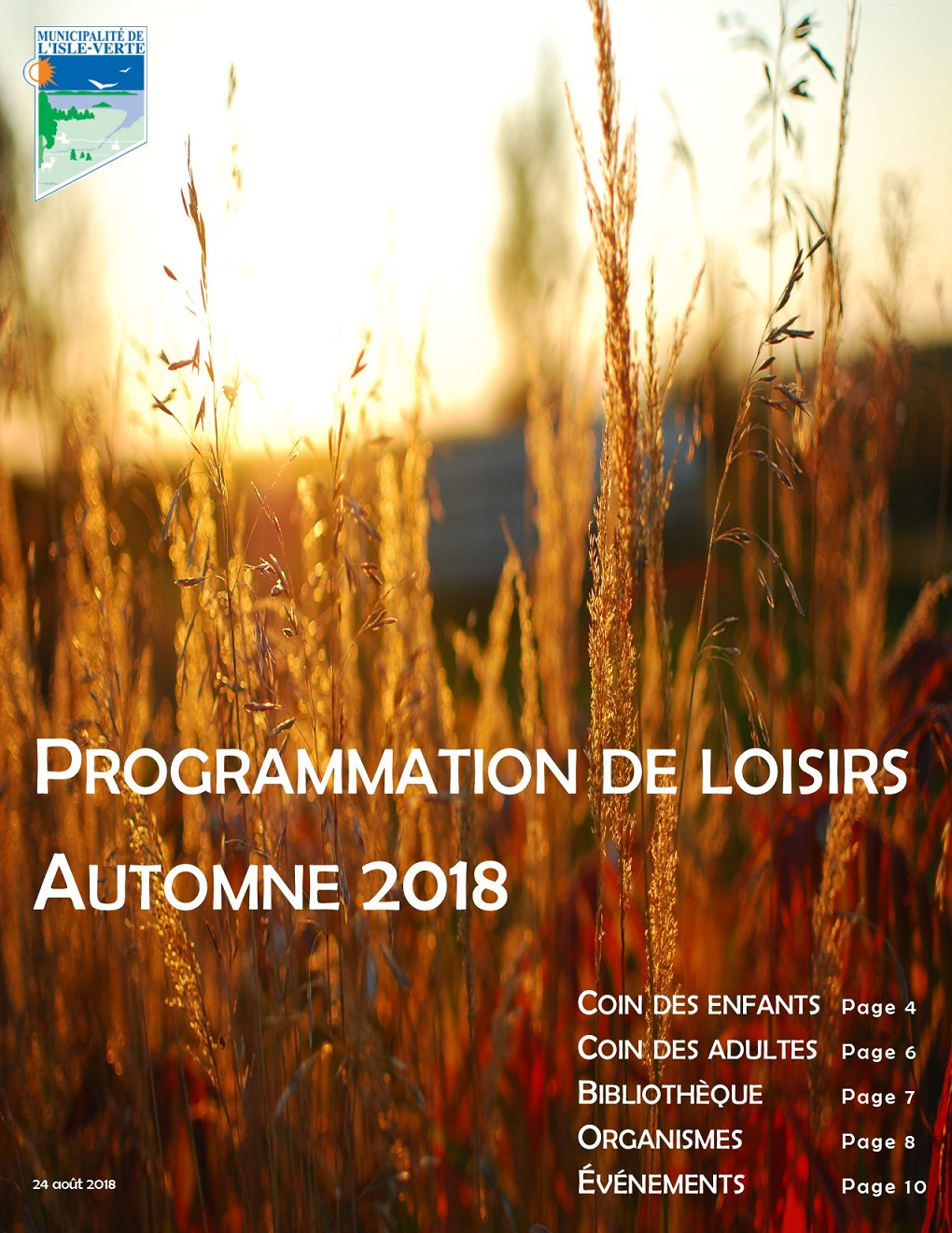 prog automne 2018 cover